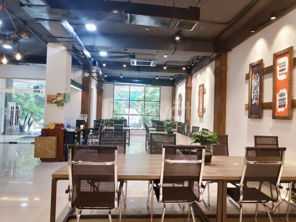 129 office cho thuê vp trọn gói tại Trần Thái Tông, Q. Cầu Giấy