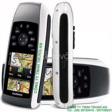 Máy định vị GPS đo đất rừng Garmin Map 78
