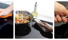 Cách vệ sinh Bếp từ Chefs EH DIH888 sạch như mới