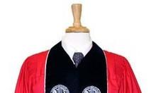 Công ty may áo tốt nghiệp tiến sĩ, áo tốt nghiệp trạng nguyên