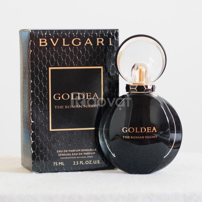 Nước hoa nữ BVLGARI Goldea hương hoa cỏ síp