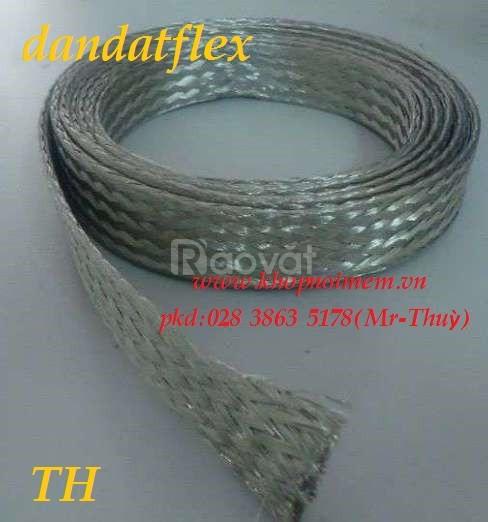 DanDatCo SX:khớp nối mềm nối bích-ống mềm chống rung inox.