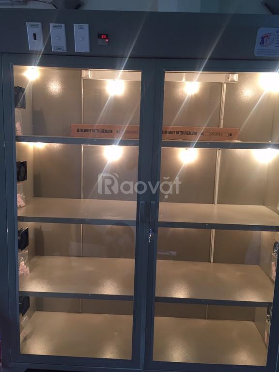 Tủ bảo quản kính hiển vi