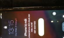 Xác iPhone X, Xs Max dính icloud, hư face id