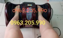 Máy massage giảm đau hàn quốc, máy mát xa chân xoa bóp ấn huyệt chân