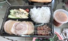 Hộp nhựa đựng cơm dùng 1 lần TP HCM