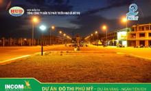 Trục 50m Khu đô thị mới Phú Mỹ TTTP Quảng Ngãi.