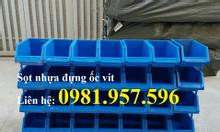 Khay nhựa đựng  ốc vít, kệ dụng cụ, khay nhựa đựng đồ tại Hà Nội
