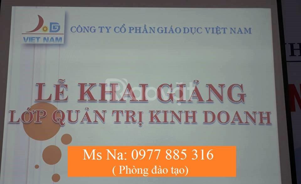 Học quản trị kinh doanh tại Đà Nẵng