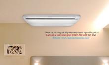 Máy lạnh áp trần Toshiba RAV-SE1001CP 4hp Inverter tiết kiệm điện