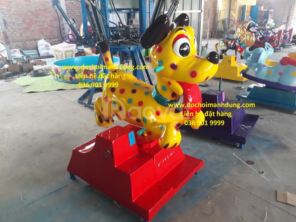 Chuyên sản xuất các loại đồ chơi công viên, khu vui chơi