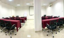 Cho thuê phòng họp, phòng đào tạo tại 50-52 Nguyễn Công Trứ Q.1