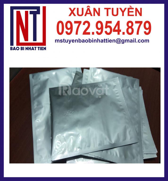 Túi nhôm ép 3 biên đựng thuốc bảo vệ thực vật