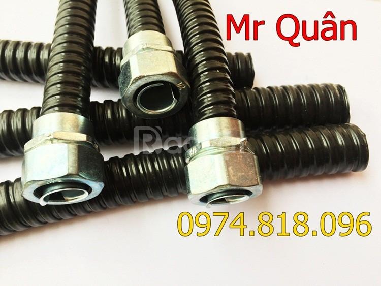 Phân phối ống ruột gà lõi thép - ống bảo vệ dây cáp