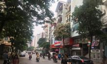 Nhà đẹp phố Nguyễn Ngọc Vũ 75m2, gara ô tô, kinh doanh tốt