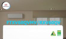 Điều hòa inverter Daikin 2 chiều 20.500BTU (FTXV60QVMV/RXV60QVMV)