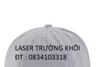 Nón mũ đục lỗ laser giá rẻ Trường Khôi