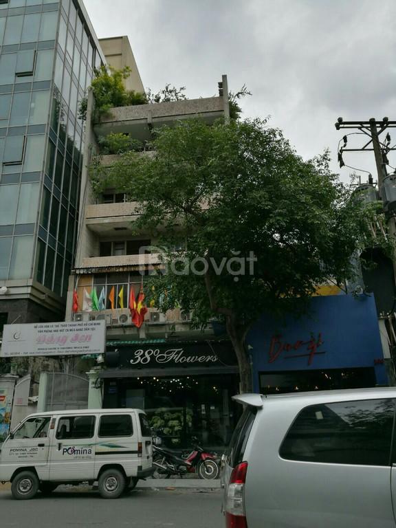 Bán nhà 2MT Khánh Hội, P3. DT 6x15m nhà đẹp cao cấp 5 tầng