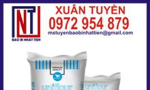 Bao bì bột mì 40kg, 50kg