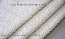Vải bạt Ceramic cách nhiệt chống cháy 1260DC