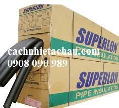 Ống gen Superlon Malaysia cách nhiệt ống đồng