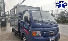 Xe tải JAC 1t5 động cơ dầu tiết kiệm nguyên liệu.