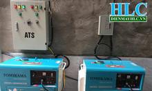Tìm đối tác bán buôn bán lẻ máy phát điện chạy dầu Tomikama Nhật Bản
