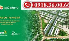 Lô đôi đường 17,5m khu đô thị Phú Mỹ sổ hồng giá đầu tư