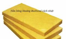 Len đá Rockwool tấm cách âm vách phòng Karaoke