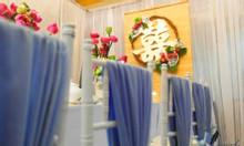 Cty dịch vụ trang trí tiệc cưới | gói trang trí gia tiên hai họ giá rẻ