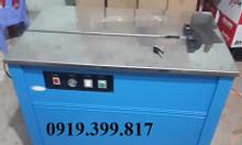 Máy đóng đai nhựa bán tự động Hậu Giang