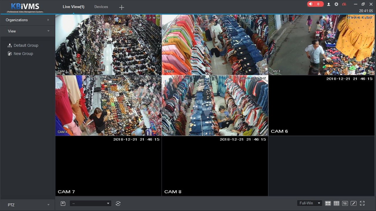 Lắp đặt camera giám sát kbvision ở Bình Dương  (ảnh 4)