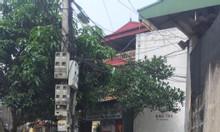 Bán đất phố  Ngô Xuân Quãng 42m2, 2 mặt thoáng, ô tô 7 chỗ vào nhà