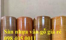 Sàn nhựa giả gỗ văn phòng dày 1.8mm
