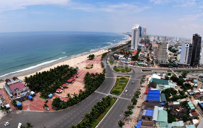Cho thuê lô đất 970 m2 MT đường Phạm Văn Đồng, Đà Nẵng HĐ 5 năm/lần (ảnh 1)