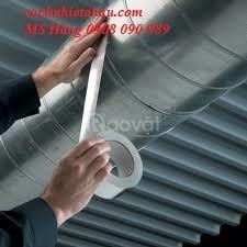 Băng keo nhôm - Phụ kiện dùng thi công mối nối 2 lớp giấy bạc của bông