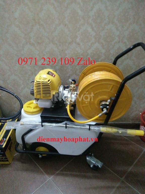 Máy phun thuốc đẩy tay Honda GX35-HP95