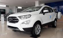 Ford Ecosport, dòng SUV cỡ nhỏ bán chạy, khuyến mãi lớn