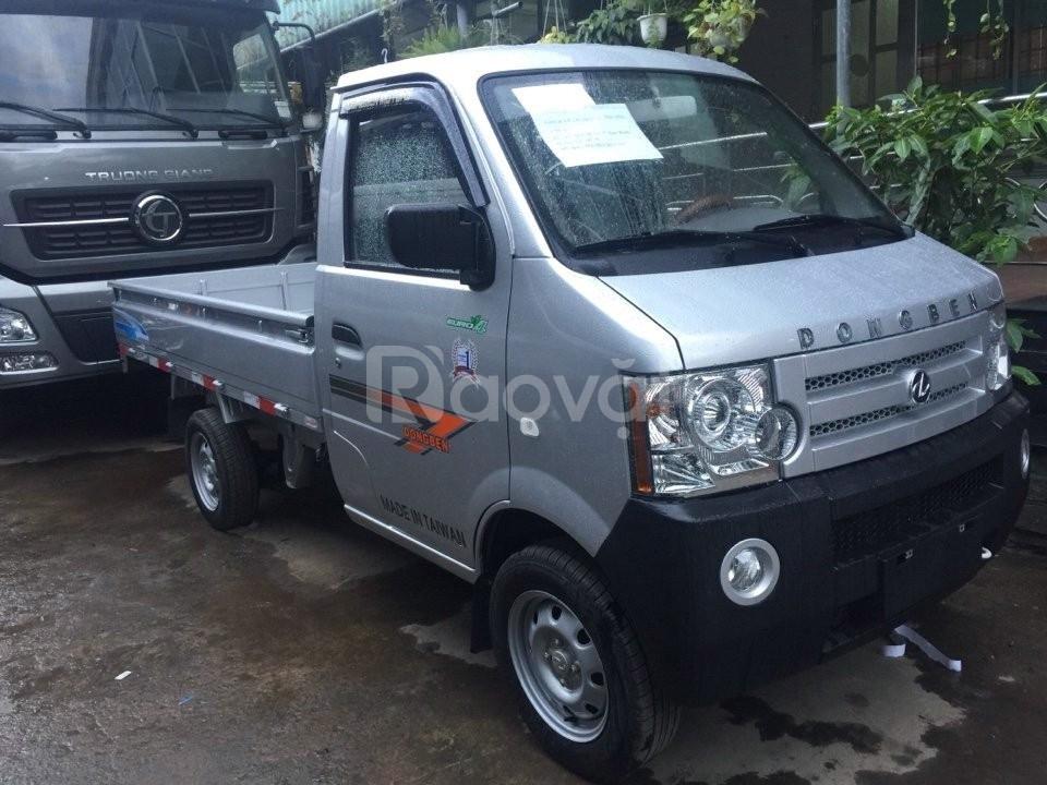 Cần bán xe tải nhẹ 870kg, Dongben giá tốt hiện tại