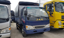 Xe tải 2.4t nhãn hiệu Jac 2 tấn, ga điện, ga cơ