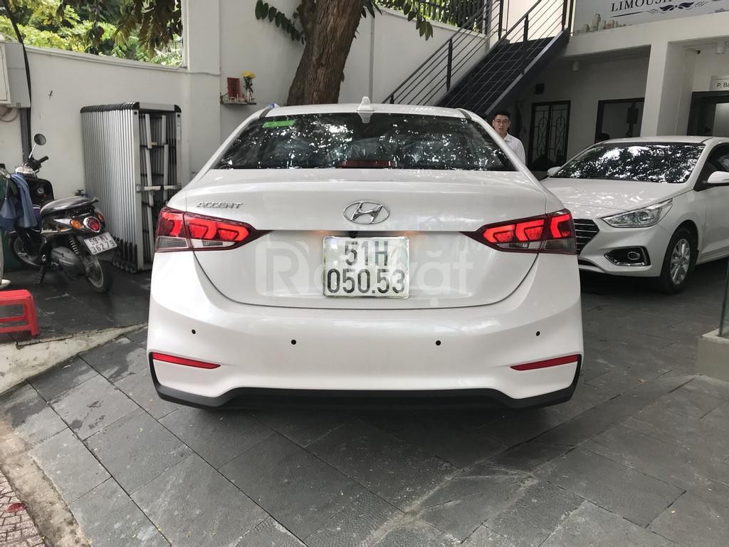 Hyundai Accent 2019, xe giao ngay, Hyundai An Phú