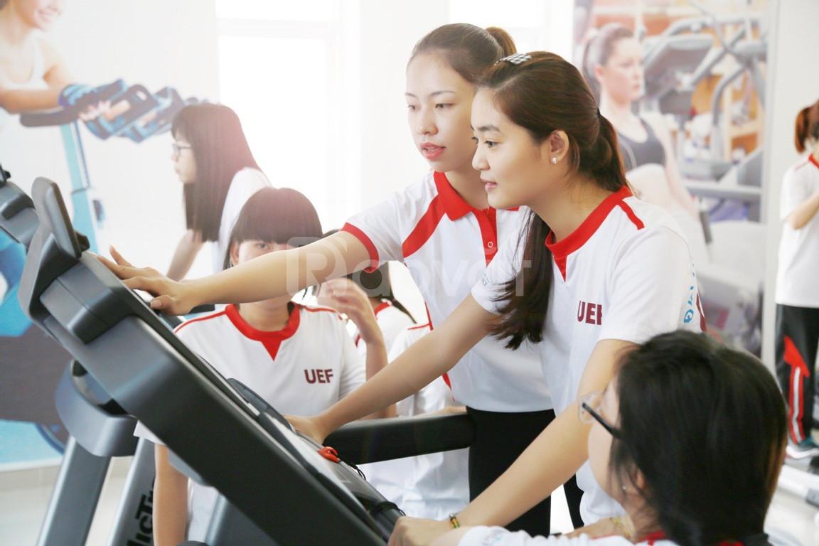 Tuyển nhân viên tư vấn phòng tập Gym
