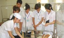 Tuyển sinh khoá học chứng chỉ điều dưỡng đa khoa ngắn hạn