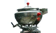 Lò quay gà vịt dùng điện 157