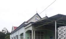 Nhà cấp 4 tại xã Phước Thạnh Củ Chi, sổ hồng riêng, vào ở ngay