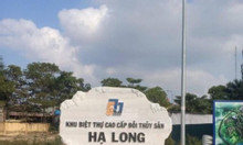 Mở bán đất nền trung tâm TP Hạ Long, đã có sổ, giá 20 tr/m2, CK 700 tr
