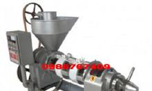 Máy ép dầu lạc công nghiệp 100kg/h chính hãng Guangxin 90WK