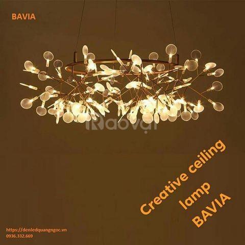 Đèn thả Hera 81 lá BAVIA ML-DT1022