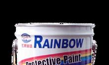 Sơn kẻ vạch Rainbow cho giao thông màu đỏ