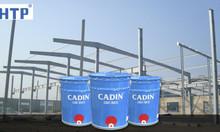 Sơn kẽm 2 thành phần cho sắt kẽm dùng ngoài trời bền màu tối ưu